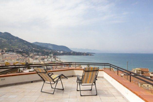 Terrasse 1 - Cefalu Ferienwohnung Soto la Rocca Ref. 166798-3