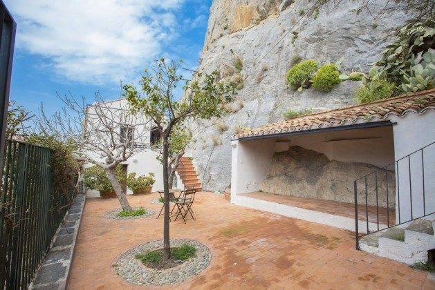 Garten - Cefalu Ferienwohnung Soto la Rocca Ref. 166798-3