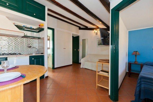 Blick in die Wohnung - Cefalu Ferienwohnung Terrazza Bordonaro Ref. 166798-4
