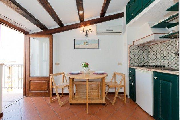 Küche - Cefalu Ferienwohnung Terrazza Bordonaro Ref. 166798-4