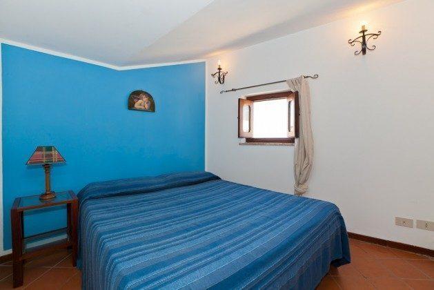 Schlafzimmer mit Doppelbett - Cefalu Ferienwohnung Terrazza Bordonaro Ref. 166798-4