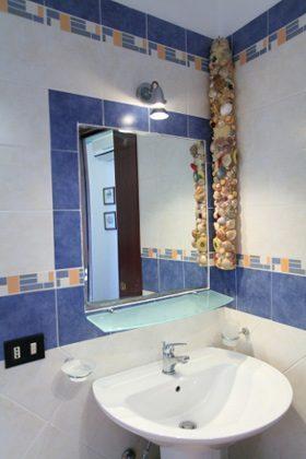 Badezimmer Sizilien Apartment La Giudecca in Cefalu Ref. 22397-15