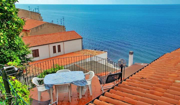 Appartment Sizilien mit Golf-Möglichkeit