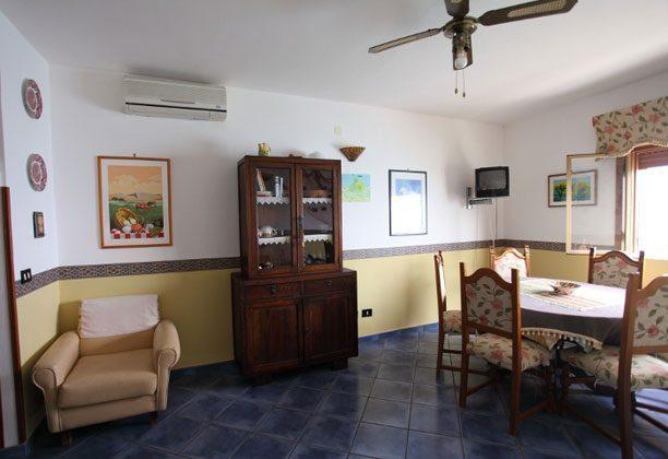 Wohn-und Essbereich Sizilien Apartment La Giudecca in Cefalu Ref. 22397-15