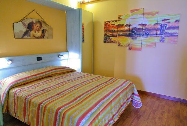 Schlafzimmer Apartment Balcone Bellavista A Sizilien Cefalu Ref. 22397-45