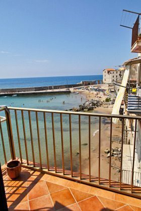 Apartment Balcone Bellavista B Sizilien Cefalu Ref. 22397-51