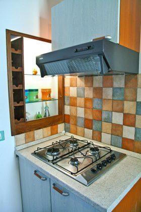 Küche Apartment Balcone Bellavista B Sizilien Cefalu Ref. 22397-51