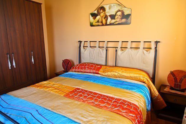Doppelbett Apartment Balcone Bellavista B Sizilien Cefalu Ref. 22397-51