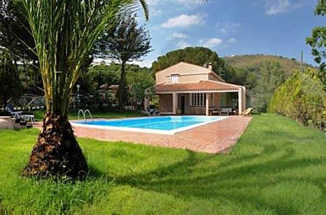 Ferienhaus Sizilien mit Garten