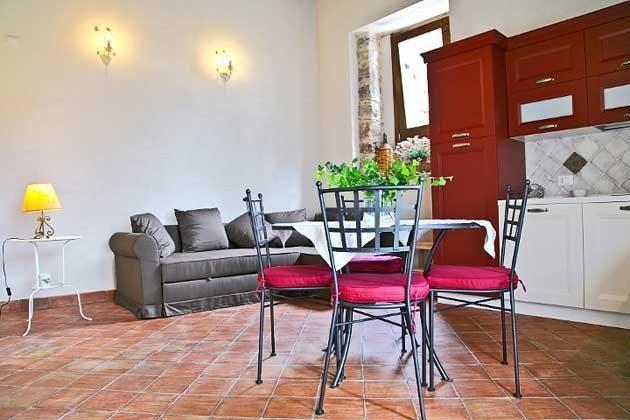 Wohnbereich Cefalu Ferienhaus Ref. 22397-71