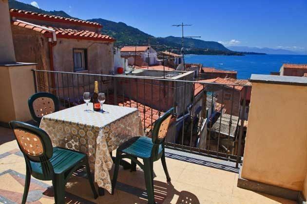 Balkon Cefalu Ferienwohnung Ref. 22397-72
