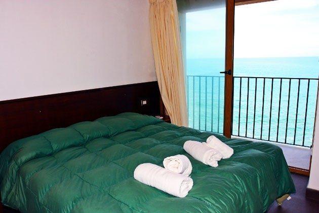 Schlafzimmer 1Cefalu Ferienwohnung Ref. 22397-74