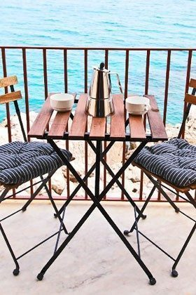 Balkon Cefalu Ferienwohnung Ref. 22397-75