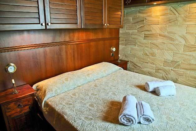 Schlafzimmer Cefalu Ferienwohnung Ref. 22397-75