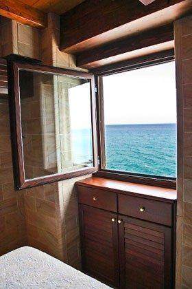 Ausblick Schlafzimmer Cefalu Ferienwohnung Ref. 22397-75
