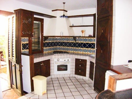 Küche Cefalu Ferienhaus Ref. 22397-77