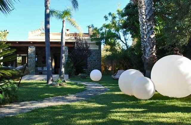 Ferienhaus Sizilien mit nahegelegener Tennisanlage