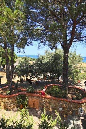 Garten Cefalu Ferienwohnung Ref. 22397-78