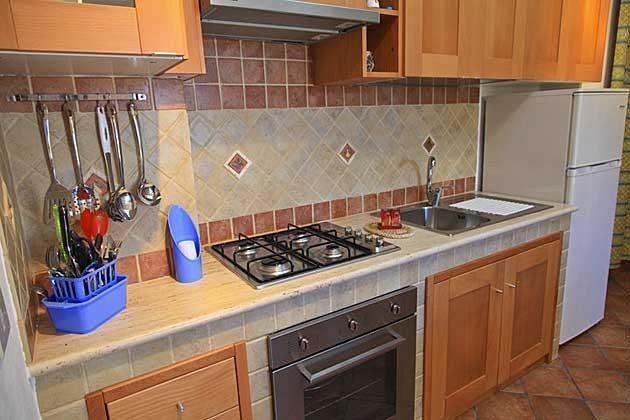 Küche Cefalu Ferienwohnung Ref. 22397-78
