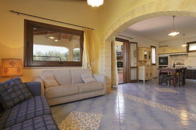 Wohnbereich Scopello Ferienhaus Ref. 152254-10