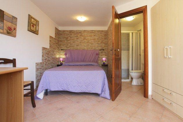 Doppelschlafzimmer Scopello Ferienhaus Ref. 152254-10