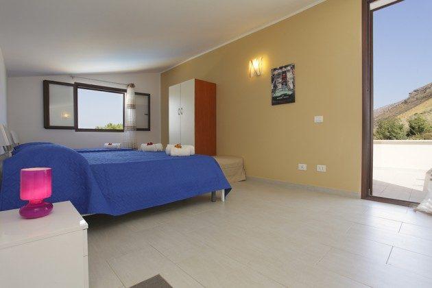 Schlafzimmer EG Scopello Ferienhaus 152254-11