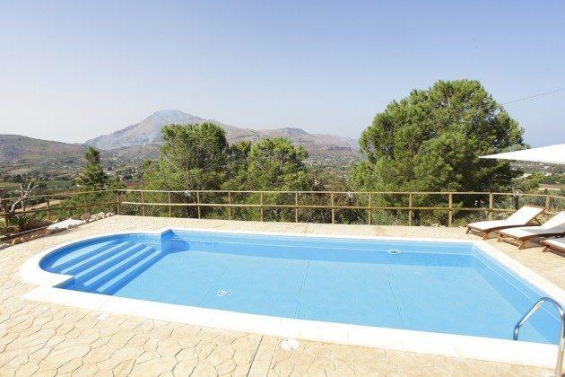 Pool Scopello Ferienhaus 152254-11