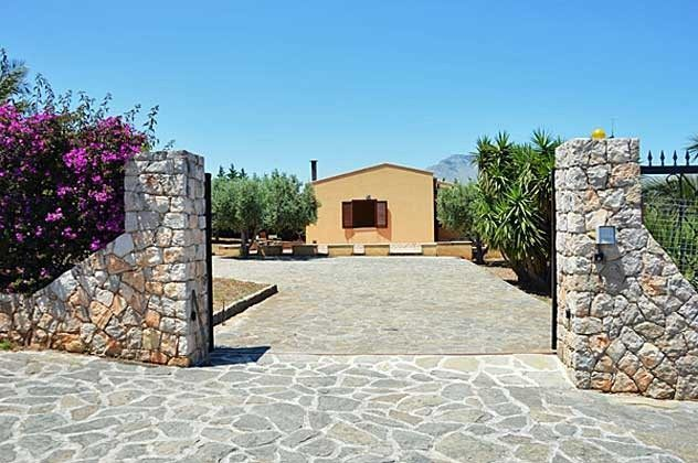 Außenansicht Scopello Ferienhaus 152254-12
