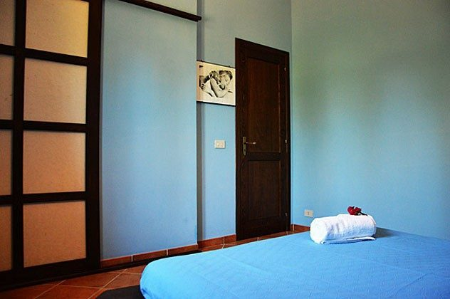 Schlafzimmer Scopello Ferienhaus 152254-12
