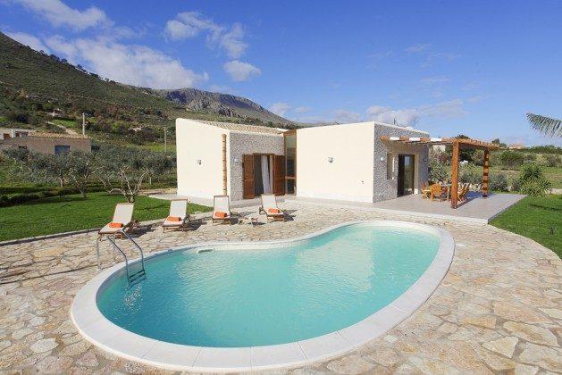 Pool Scopello Ferienhaus Ref. 152254-13