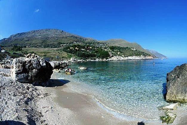 Strand Scopello Ferienwohnungen Ref. 152254-8