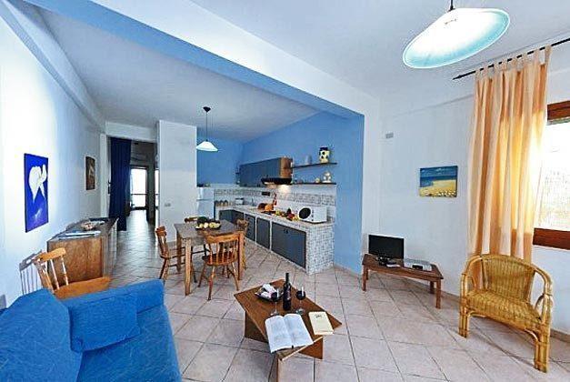 Wohnzimmer Scopello Ferienwohnungen Ref. 152254-8