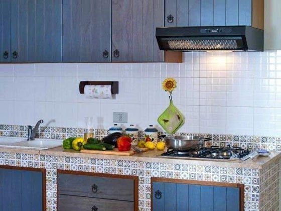 Küche Scopello Ferienwohnungen Ref. 152254-8