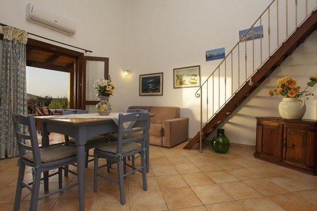 Essbereich EG Trapani Cornino Ferienvilla 152254-1