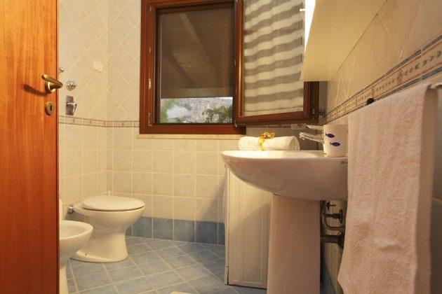 Badezimmer Trapani Cornino Ferienvilla 152254-1