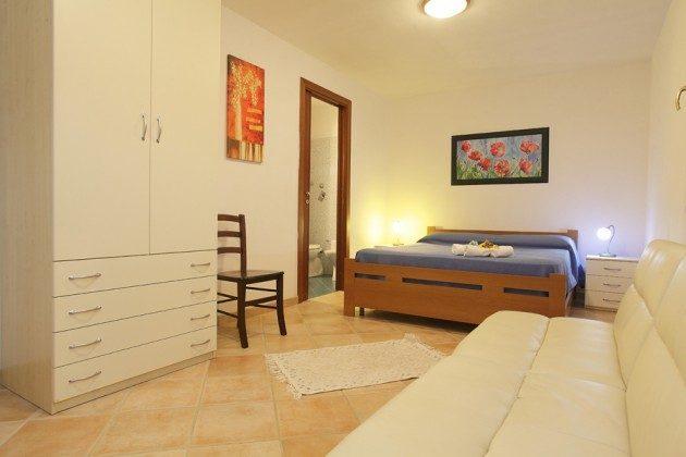 Dependance Schlafzimmer Trapani Cornino Ferienvilla 152254-1