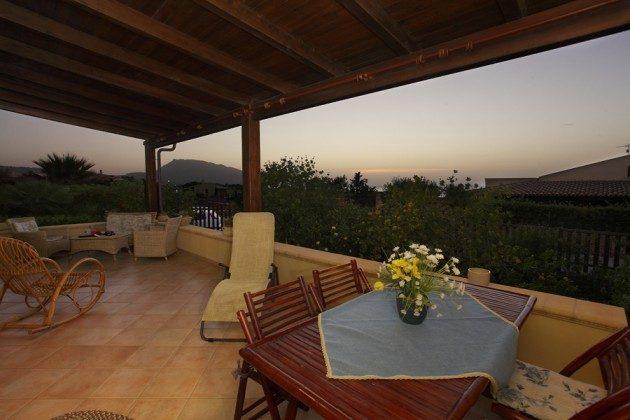 Veranda Trapani Cornino Ferienvilla 152254-1