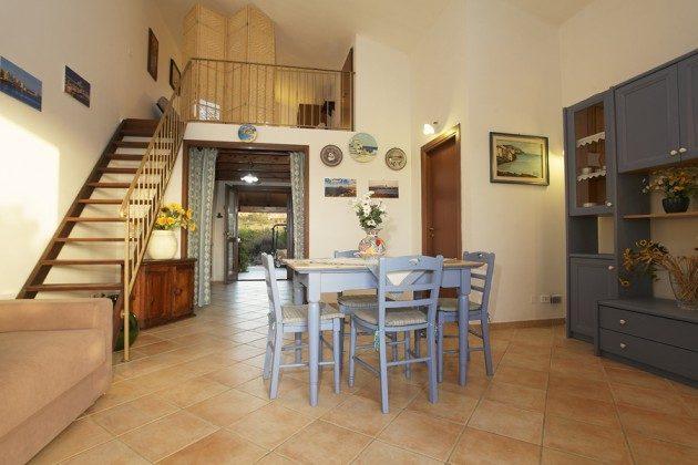 Wohnbereich Trapani Cornino Ferienvilla 152254-1
