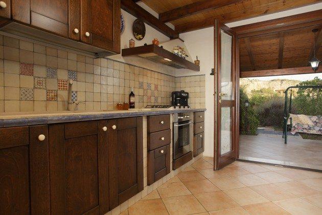 Küche Trapani Cornino Ferienvilla 152254-1