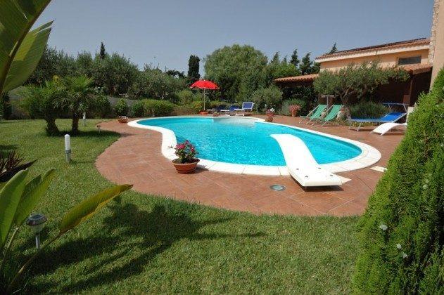 Garten Trapani Ferienhaus Ref. 84656-28