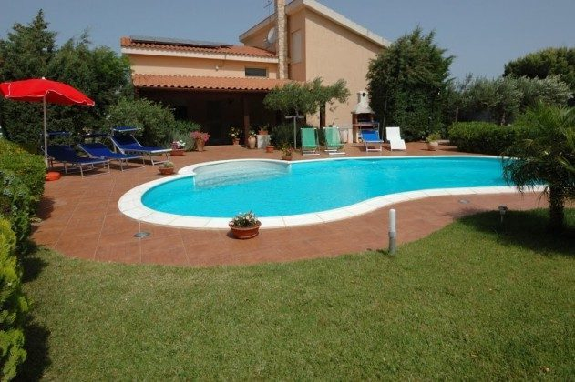 Ferienhaus Sizilien mit WLAN