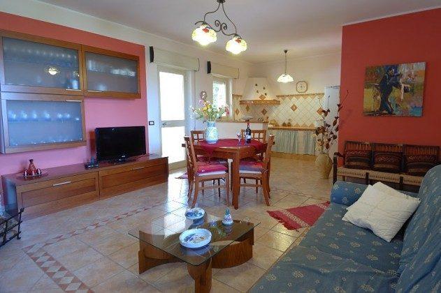 Wohnbereich Trapani Ferienhaus Ref. 84656-28