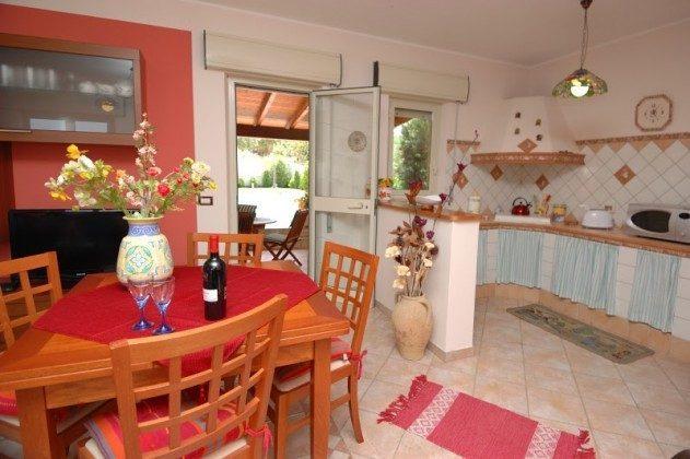 Essbereich Trapani Ferienhaus Ref. 84656-28