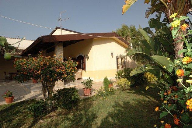 Villa Azzurra in Trappeto  Ref.:84656-27