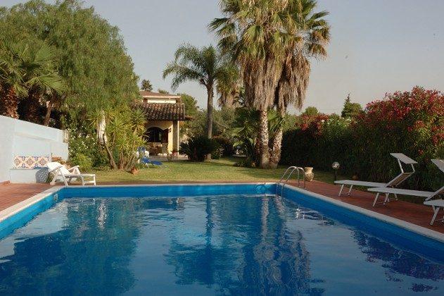 Pool Villa Azzurra in Trappeto  Ref.:84656-27