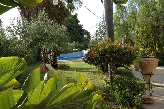 Garten Villa Azzurra in Trappeto  Ref.:84656-27