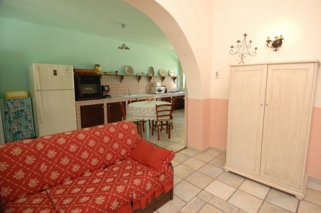 Wohnzimmer Villa Azzurra in Trappeto  Ref.:84656-27