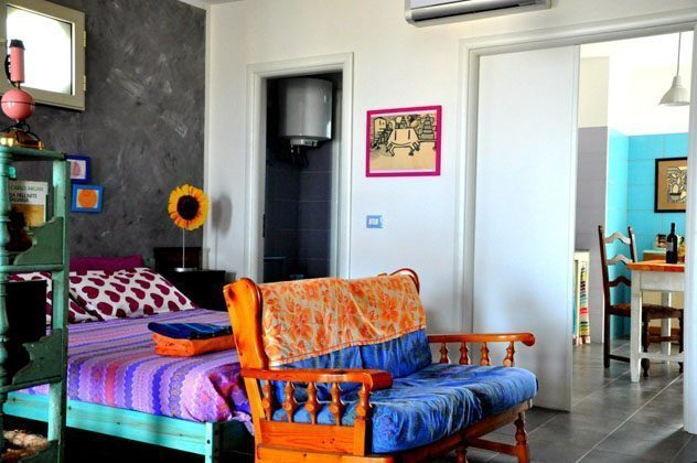 Apartment Sizilien Avola Ref. 41632-2  Bett