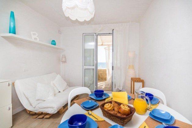 kleiner Wohnbereich Ragusa Strandvilla Ref. 174333