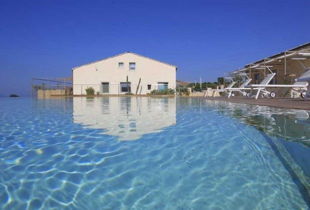 Ferienwohnung Sizilien mit nahegelegener Tennisanlage